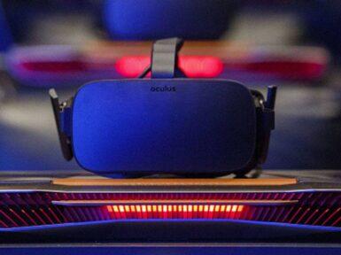 Oculus Rift VR Showcase