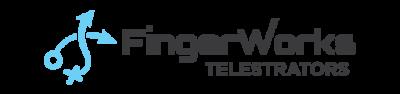 FingerWorks Telestrators logo